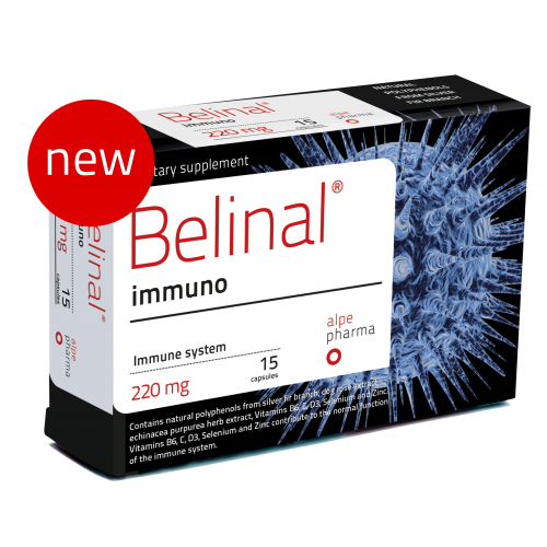 Belinal® immuno - cold and flu recovery - immune system support