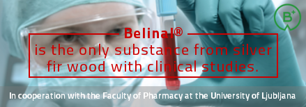 belinal - silver fir - clinical studies - faculty of pharmacy