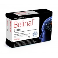 Belinal® brain - improved concentration and cognitive function
