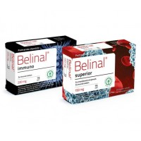 Belinal® immuno + Belinal® superior 15 tablets - 2 Pack - cold and flu recovery - immune system support  - immune system - fatigue - stress - exhaustion - burn out