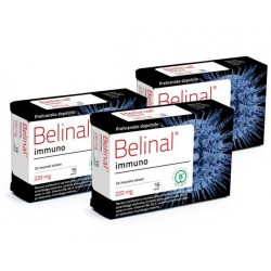 Belinal® immuno - 3 Pack - cold and flu recovery - immune system support