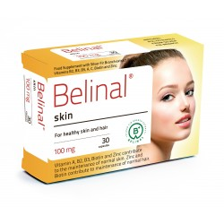 Belinal® skin - healthy skin and hair - reduction of wrinkles - anti aging - nourishing hair from within