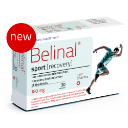 Belinal® sport recovery - muscle recovery - improved endurance - fatigue reduction