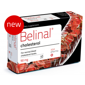 Belinal® cholesterol - normal blood cholesterol levels - bad cholesterol - normal blood flow