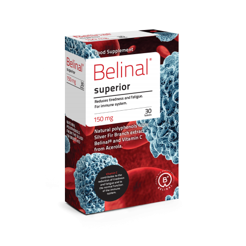 Belinal® superior - immune system - fatigue - stress - exhaustion - burn out