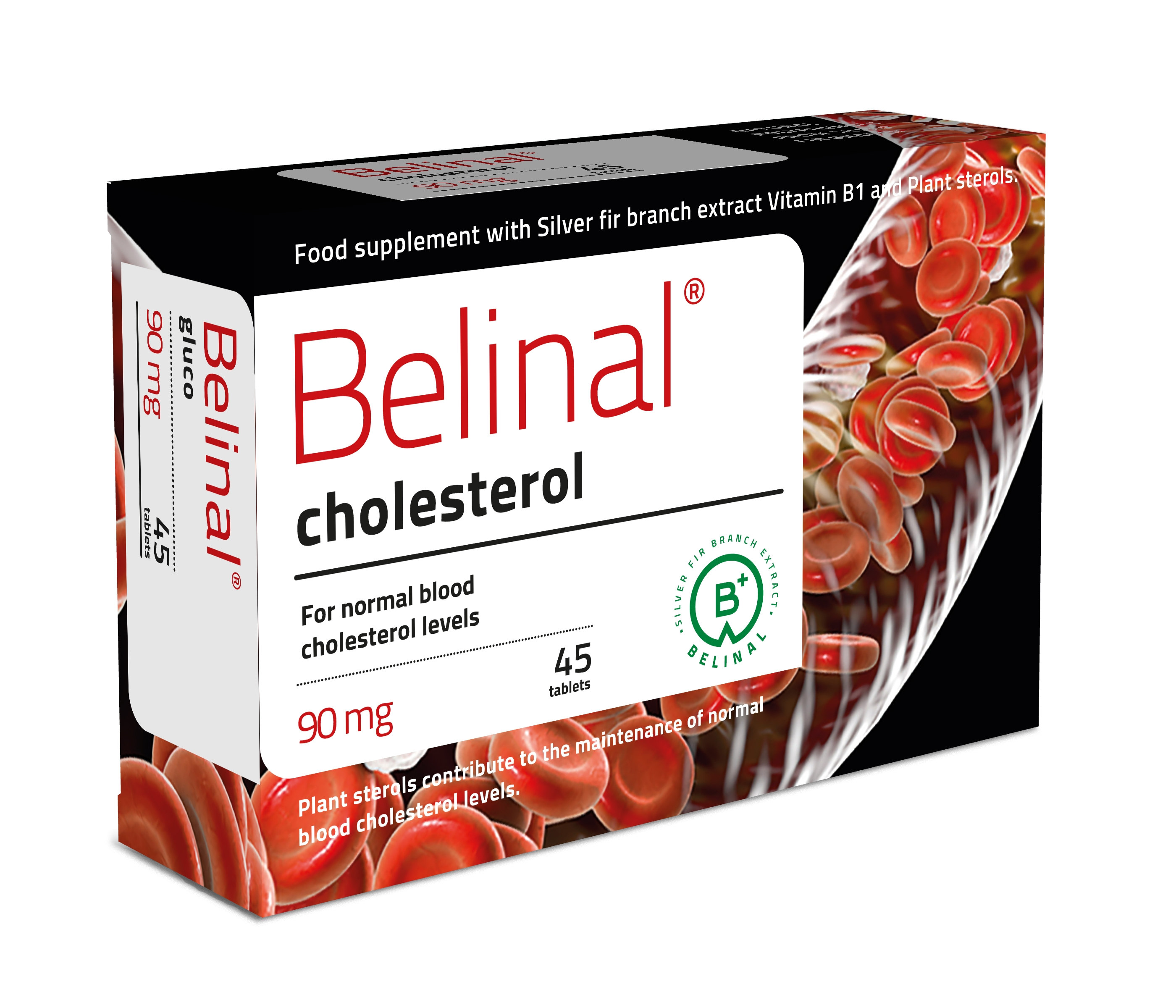 belinal cholesterol - silver fir - normal blood cholesterol levels - bad cholesterol - normal blood flow - heart and blood vessel protection